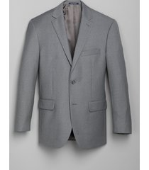 jos. a. bank men's 1905 navy collection traditional fit suit separates jacket - big & tall, light grey, 62 long