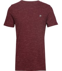 i logo softwash tee ii t-shirts short-sleeved röd banana republic
