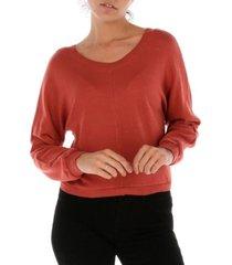 sweater flora l/s knit top cat