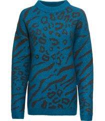 maglione (blu) - rainbow