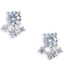 women's nordstrom cluster stud earrings