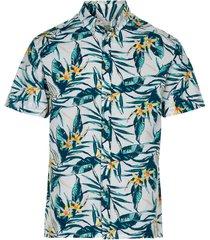anerkjendt overhemd bloemprint multicolor 9220026/9503