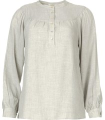 blouse julien  grijs