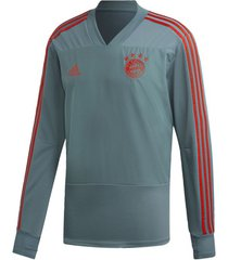 fleece jack adidas fc bayern münchen trainingsshirt