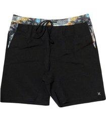 shorts praia hurley electric masculino