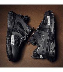 zapatillas de suela gruesa con plataforma zapatos de vulcanización