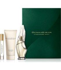 donna karan 3-pc. cashmere mist necessities gift set