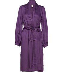 isabel robe morgonrock lila underprotection