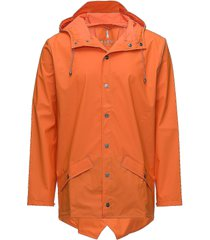 jacket regnkläder orange rains