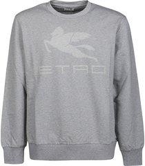 etro sweatshirt crewneck regular