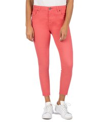 women's kut from the kloth connie high waist ankle skinny jeans