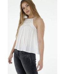 camisa para mujer topmark, fondo entero y de tiras