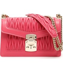 miu miu medium miu confidential shoulder bag