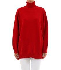 balenciaga cashmere sweater signature