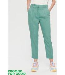 spodnie typu cygaretki