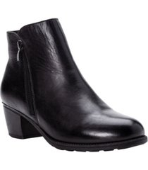 propet women's tobey ankle booties women's shoes