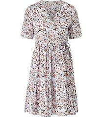 klänning pcsunny ss wrap dress