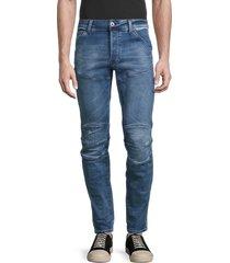 g-star raw men's slim-fit jeans - light blue - size 34 30