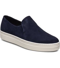 camille sneakers blå vagabond