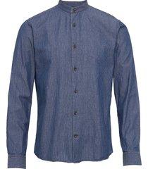 matrostol china overhemd casual blauw matinique