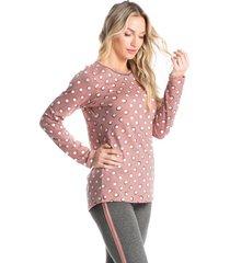 pijama legging estampado diana
