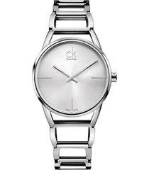 reloj calvin klein para mujer - stately  k3g23126