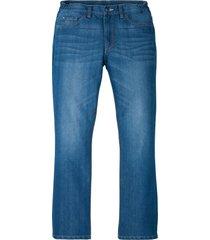 jeans con taglio comfort bootcut regular fit (blu) - bpc bonprix collection