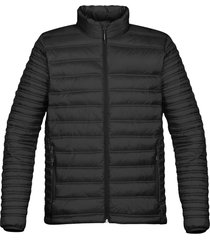 men ultra-lightweight thermal faux down jacket packable into pocket vc-pfj4-st