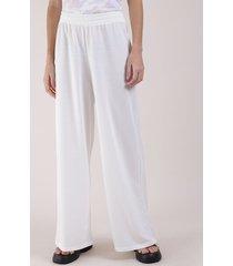calça de moletom feminina branca