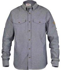 camisa ovik chambray shirt fjall raven