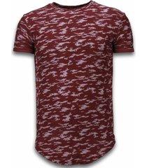 long fit t-shirt
