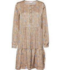 dress in sprout print dresses everyday dresses brun coster copenhagen