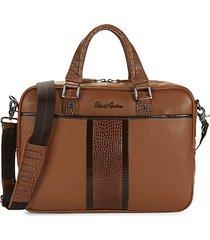 keaton i leather briefcase