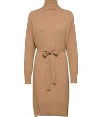 kuma vhari knits jumper dress knälång klänning beige french connection
