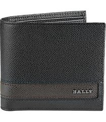 lollten bifold leather wallet