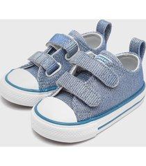 zapatilla chuck taylor all star 2v azul converse