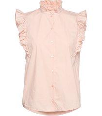 medora blouse mouwloos roze baum und pferdgarten