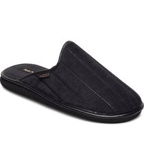 boston canale slippers tofflor svart hush puppies