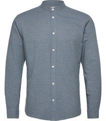 anholt skjorta casual blå minimum