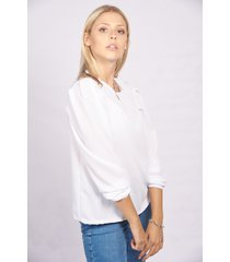 blusa blanca skanda jacinta