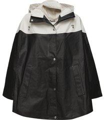 rain poncho regnkläder svart ilse jacobsen