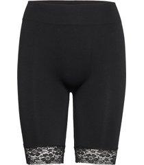 decoy long shorts w/lace cykelshorts svart decoy