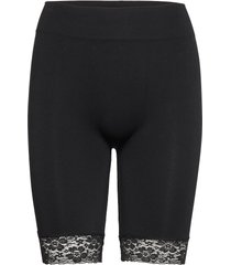 decoy long shorts w/lace cykelshorts svart decoy