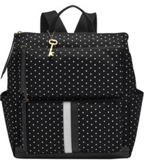 fossil women's jenna backpack