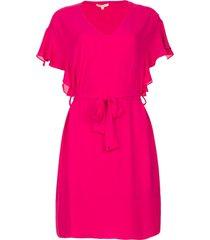 jurk met ceintuur lifana