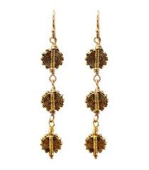 minu jewels women's rustico earrings