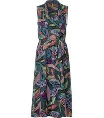chiffon wrap dress l11
