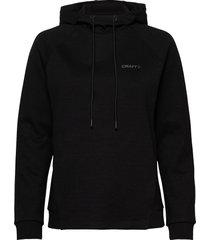 icon hood w hoodie trui zwart craft