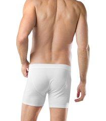schiesser boxershort authentic 2pak met gulp wit