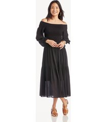 astr women's utopia dress in color: black size large from sole society